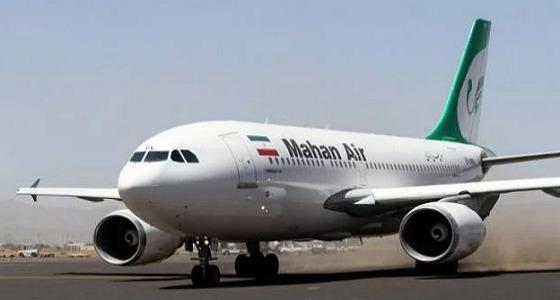 عاجل.. تحطم طائرة إيرانية تقل 60 راكبا