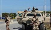 ضابط بالجيش الليبي يسلم نفسه