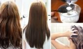 فوائد النشا في فرد الشعر وأضرارها التي يجب تجنبها