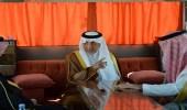 أمير مكة يتفقد مدينة الملك عبدالله الاقتصادية برابغ.. ويستمع لأهالي الكامل وخليص