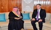 أمير الرياض يشارك حفل السفارة الأمريكية بمناسبة ذكرى اليوم الوطني