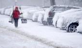 عواصف ثلجية تضرب فرنسا واليابان والنمسا والمجر وأمريكا