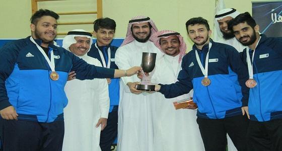 جامعة الإمام عبدالرحمن بن فيصل تتوج ببطولة كرة طاولة الجامعات في شقراء