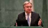 الأمين العام للأمم المتحدة يدعو لوقف فوري للقتال في الغوطة الشرقية بسوريا