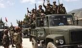 الجيش السوري يفجر سيارة مفخخة بالقرب من دمشق