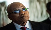 رئيس جنوب أفريقيا يعلن استقالته من منصبه