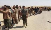 عشرات الحوثيون يسلمون انفسهم إلى الجيش الوطني اليمني