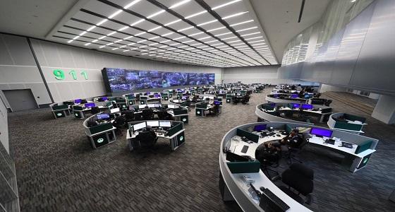 مركز العمليات الأمنية يتلقى 33 ألف بلاغا خلال 24 ساعة بمكة