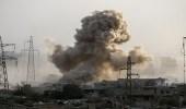 مصرع 45 مدنيا بينهم أطفال في غارات على الغوطة الشرقية