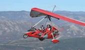 شابان يعشقان الطيران.. خرجا في طائرة شراعية بالرياض وعادا جثتين
