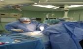 أطباء حفر الباطن ينقذون طفلة خديجة