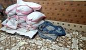بالصور.. ضبط مخالفات صحية بمحل بيع قهوة بنجران