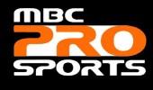 """عودة البث لـ """" MBC Pro Sports """" مجددا بعد انقطاعه"""