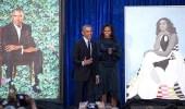 أوباما يسخر من شعره وأذنيه