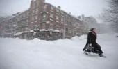 بريطانيا تعلن الطوارئ بمقاطعة كنت لتساقط الثلوج بغزارة