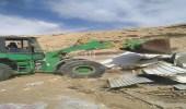 بالصور.. بلدية العريجاء تواصل تنظيف وإزالة التعديات في حدود شعب الذيبية