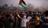 قوات الاحتلال تخلف عشرات المصابين خلال احتجاجات بقطاع غزة