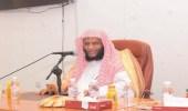 """إشادة """" الدوسري """" بتوجيهات أمير مكة في بني سعد"""