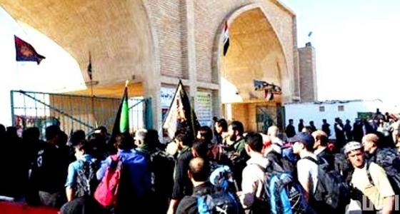 """"""" العراق """" تضبط 106 مسافر إيراني بتأشيرات مزورة"""