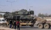 بالفيديو.. استهداف 4 عربات عسكرية تركية قرب عفرين