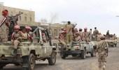 الجيش اليمني يسيطر على جبل الهشمة الاستراتيجي شمال كرش