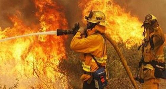 برنامج للتدريب على النظم الآلية لمكافحة الحرائق والتحكم بالدخان