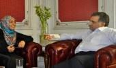 """"""" التجمع اليمني """" يهاجم توكل كرمان.. ويؤكد: جهود المملكة واضحة ولا ينكرها إلا جاحد"""