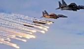 التحالف يقصف بالمدفعية مواقعا للحوثيين في تعز