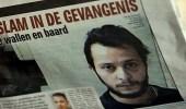 مدبر هجمات باريس يصر على صمته أثناء محاكمته في بروكسل
