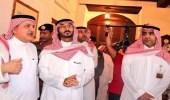 بالصور.. نائب أمير مكة المكرمة يزور المهرجان الوطني للتراث بالجنادرية