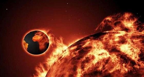 """"""" دارسة """" تكشف عن وقوع انفجارات كبيرة على الأرض"""