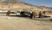 بالصور.. إزالة التعديات على الأراضي الحكومية البيضاء بشمال مكة