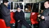 زعيم كوريا الشمالية يلفت الأنظار بركوبه الحافلة ليلًا