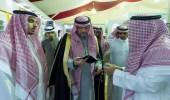 بالصور.. نائب وزير الشؤون الإسلامية يزور جناح الوزارة في الجنادرية