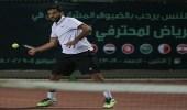 بالصور.. انطلاق بطولة الرياض لمحترفي التنس