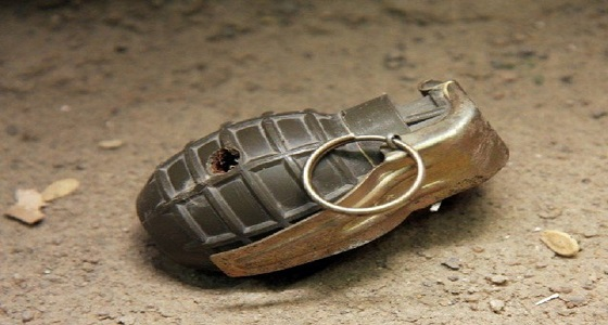 العثور على قنبلة يدوية قديمة في بشرى شرق اربد