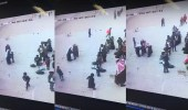 بالفيديو.. إنقاذ تلميذ من الاختناق بسبب قطعة حلوى