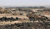مقتل وإصابة عشرات الحوثيين في هجوم للجيش الوطني بحجة