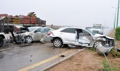 """"""" الإحصاء """" 79 ألف مواطن معاق بسبب الحوادث المرورية"""