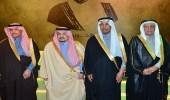 """أمير منطقة الرياض يشرف حفل تكريم """" سابك """" للأمير سعود بن ثنيان"""