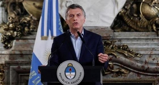 الرئيس الأرجنتيني يبحث استضافه بلاده لمونديال 2030
