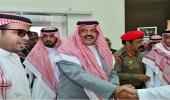 بالصور.. أمير حائل يزور المستشفى السعودي الألماني