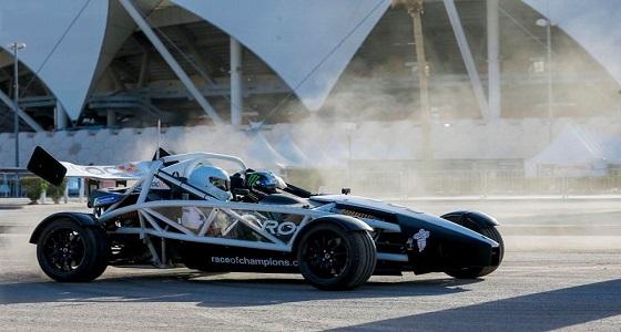 اليوم..إنطلاق سباق الأبطال للسيارات للمرة الأولى