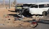 حادث مروري يسفر عن إصابة 4 معلمات وسائق بالجموم