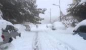 باحثون يكشفون العلاقة بين الأزمات القلبية وتساقط الثلج