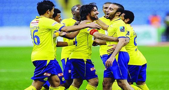 تشكيل مباراة النصر أمام الباطن في الجولة الـ 22 بدوري المحترفين
