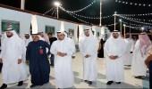 بالصور.. وفد نجوم المهرجان العربي للإعلام السياحي يزور محايل