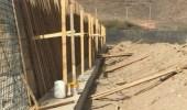 إنجاز 40% من مشروع عبارة وادي كتنة بحبونا