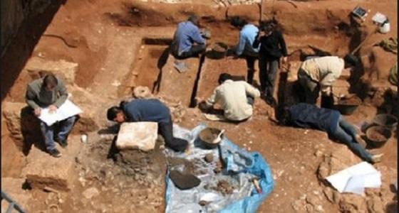 العثور على 3 آلاف قطعة أثرية في العلا