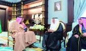 تفاصيل اللقاء بين أمير الباحة ورئيس هيئة النقل العام